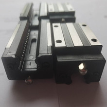 original tbi linear guideway bearings block trs25vn 450/500/550/600mm HG15 HGW15CC W15C 15mm Guideway HGR15 Linear Guide Rail with lm block for cnc