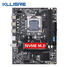 Kllisre X9A LGA 1356 เมนบอร์ดสนับสนุนREG ECC ServerและLGA1356 Xeon E5 โปรเซสเซอร์