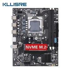 Kllisre placa base X9A LGA 1356, compatible con memoria de servidor REG ECC y procesador LGA1356 xeon E5