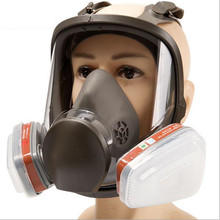 Full Face Gas Safety Mask Respirator Dust Paint Chemicals