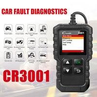 OBD2 Car Code Reader OBD2 Scanner Erase Universal Car Fault Scanner for Automotive for Launch