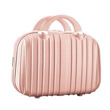 14 дюймов косметический чехол для багажа маленький дорожный