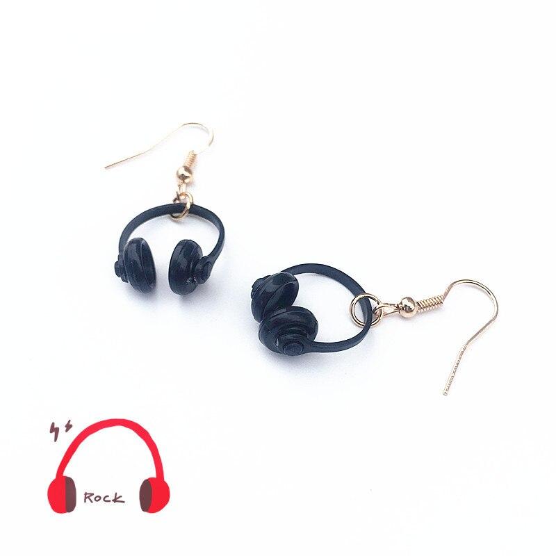 Headphone Earrings 5