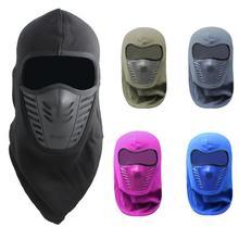 Hat Scarf Motorcycle-Mask Winter Sports Full-Face Riding-Caps Neck-Head Ski Balaclava