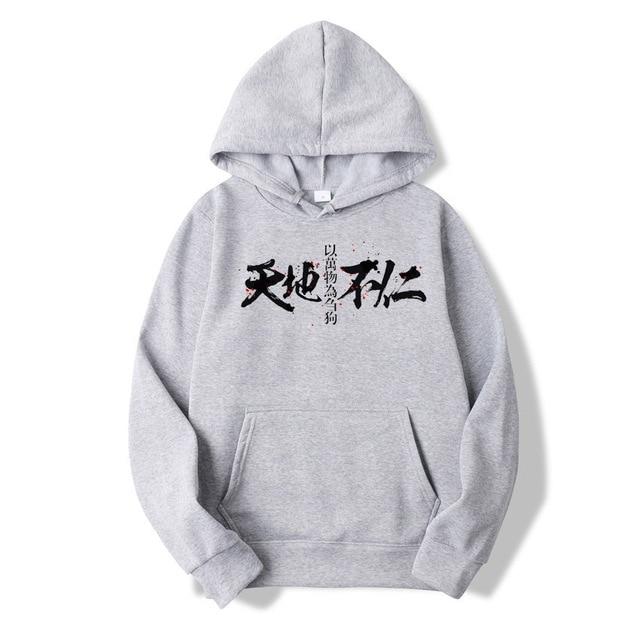 New Fashion Hip Hop Men Hoodies Sweatshirts Erkek Sweatshirt Black Hoodie Sweat Homme Japanese Streetwear Ahegao Hoodie