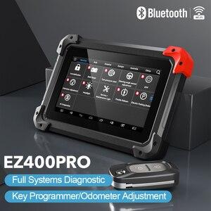 Image 3 - Диагностический инструмент XTOOL EZ400pro OBD2, сканер, автомобильный считыватель кодов, тестер, ключевой программатор ABS, подушка безопасности, SAS, EPB, DPF, масловые функции