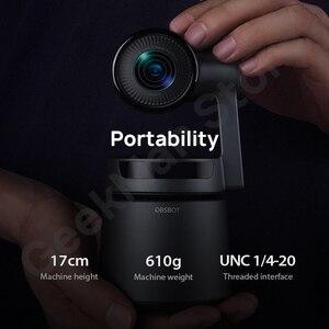 Image 4 - OBSBOT Cauda Auto Diretor AI Pista Câmera zoom automático captura até 4K/60fps vs insta360 um x evo 360 câmera