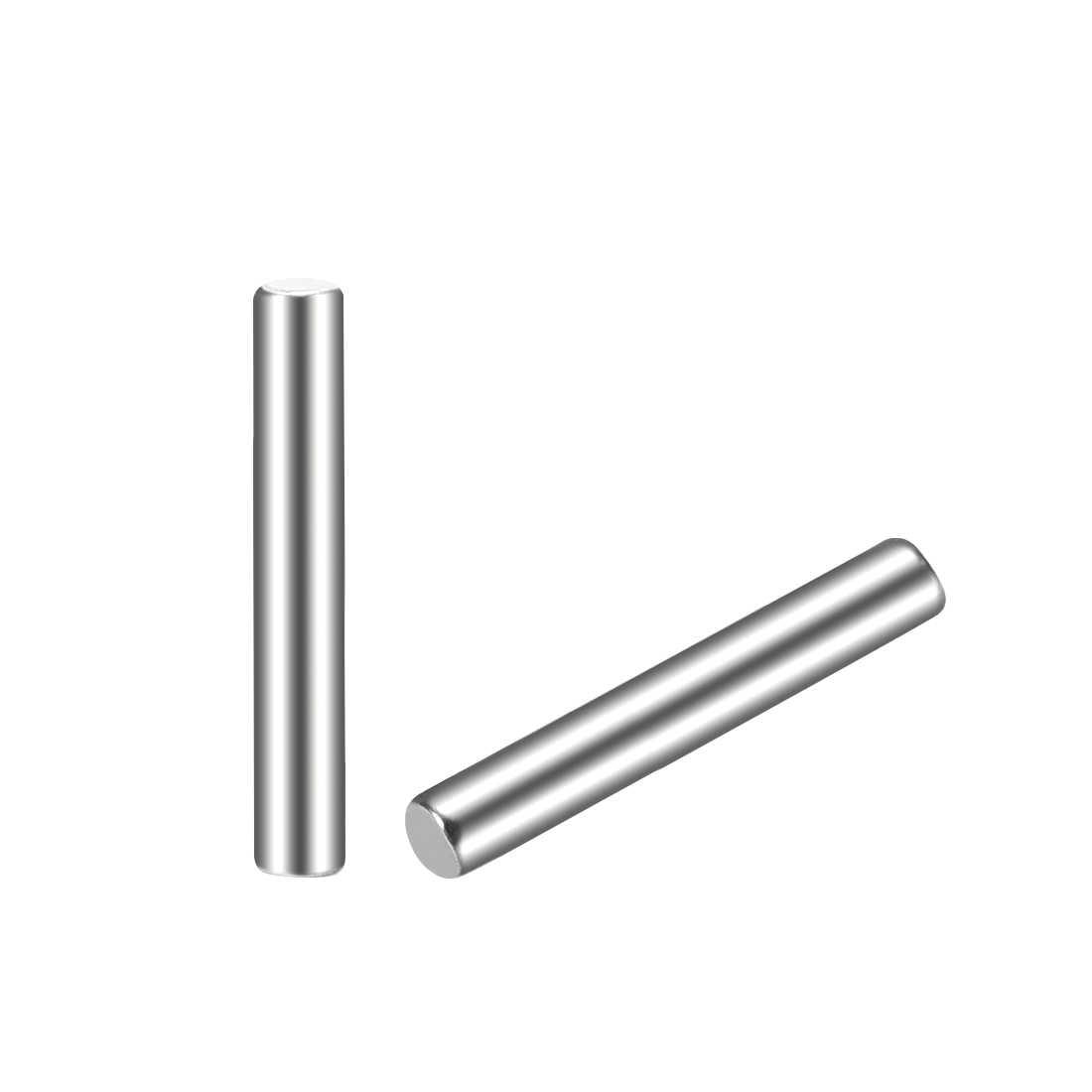 Stainless Steel Parallel Round Dowel Pins Fastener Elements 5mm x 40mm