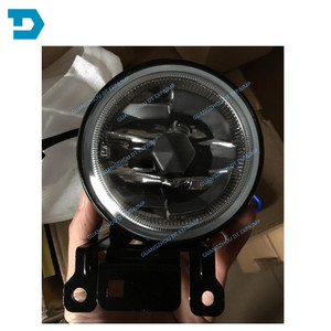Image 5 - FOG LAMP kit FOR PAJERO SPORT FOG Light set FOR MONTERO SPORT Wire Switch for Shogun CHALLENGER FRONT Lamp holder for Nativa