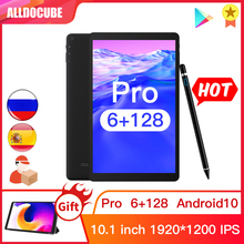 ALLDOCUBE iPlay20 Pro 10.1 inch Android 10 Tablet PC 6GB RAM 128GB ROM 9863A  Tablets  4G LTE phone call  iplay 20