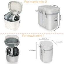 Sac de rangement pour DJI Mavic Mini 2, sac à dos de transport, sac de voyage pour DJI MINI/Mini 2, boîte de rangement, accessoires