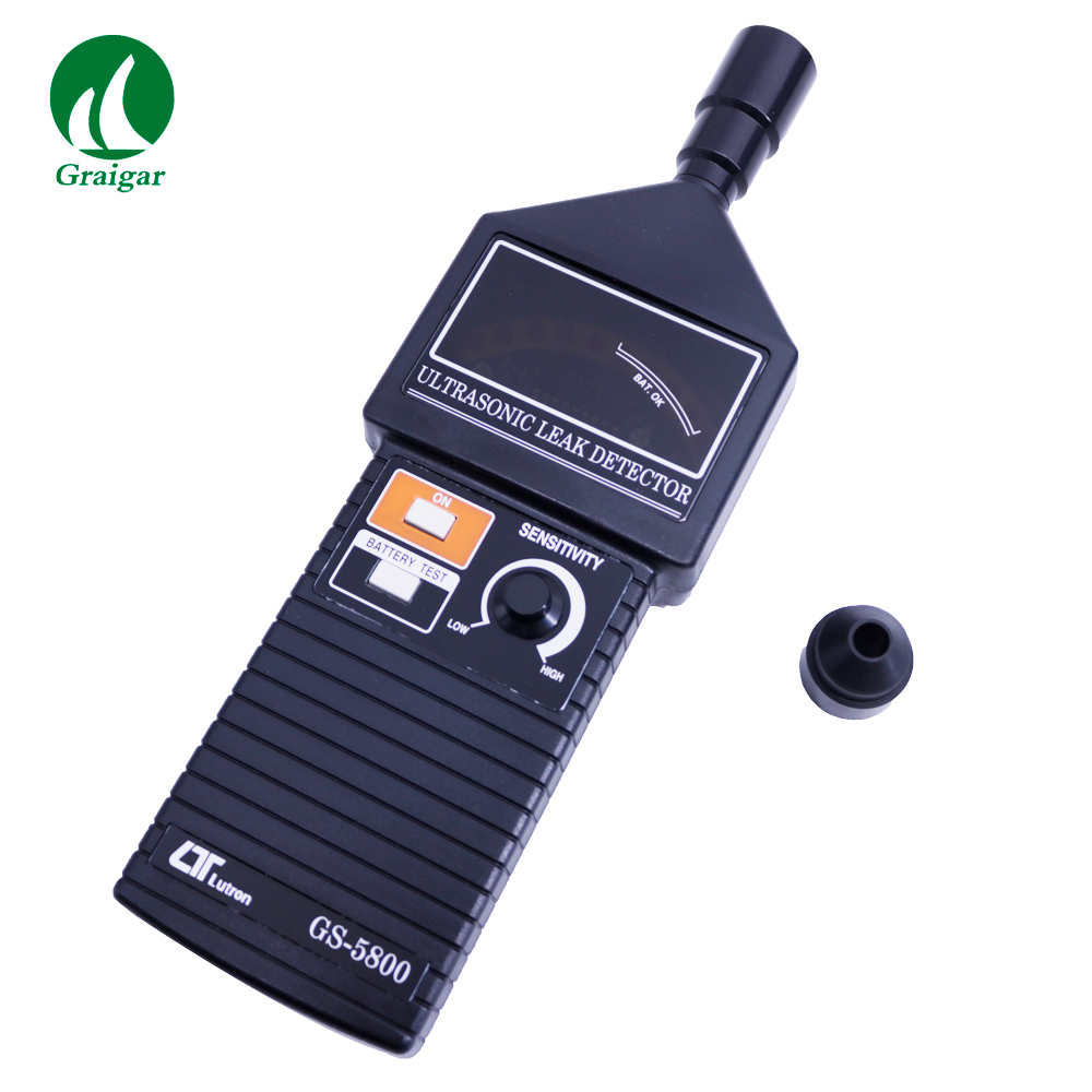 GS-5800 Ultrasonic Leakage Detector Frequency response: 20KHz to 100KHz image