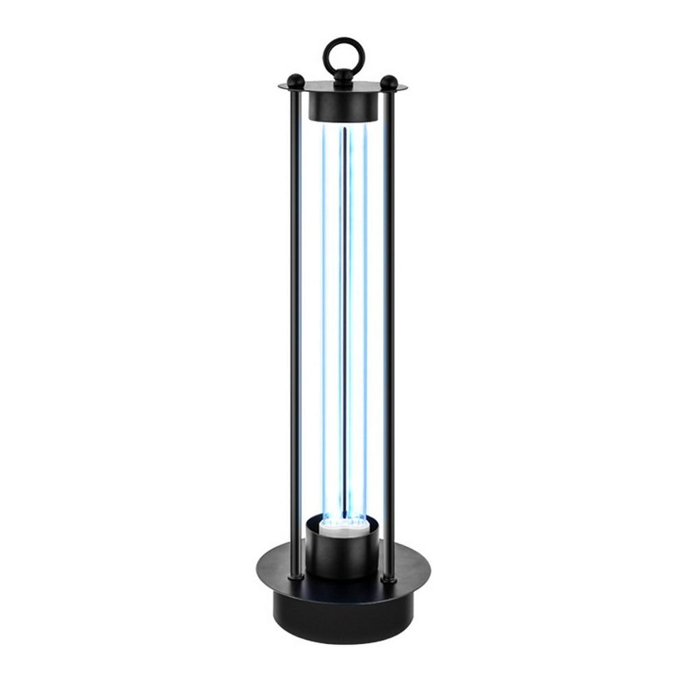 38W High Ozone UV Disinfection lamp 360 Degree Remote Ultraviolet Lamps UVC Germicidal Light Coronavirus Prevention Lights 4