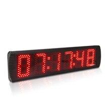 Big Digital LED Stopwatch Timer Clock Race Timing Timer Countdown Bike Car Race Timer