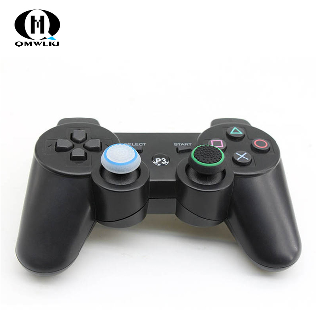 2Pcs For Sony Playstation 4 Rocker Non slip Soft  Anti Skid Game Joystick Caps Gamepad Button Protects  Protective Cover Rocker