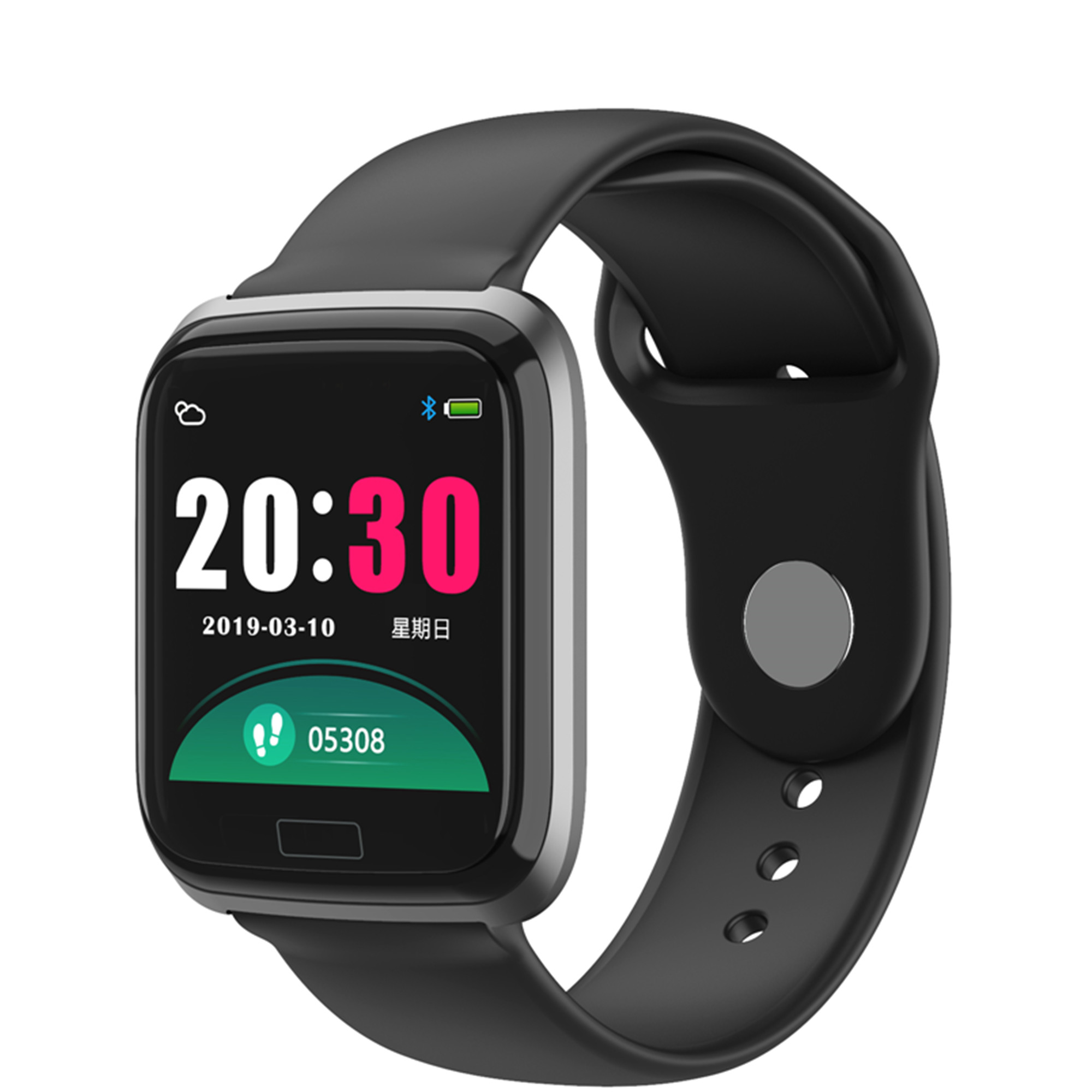 Sport Smart Bracelet Men Smart Watch Women Fitness Tracker Smart Wristband Heart Rate Blood Pressure Monitor Smartwatch PK B57