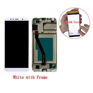 Image 5 - LCD Touch Screen Für Huawei Y6 2018 ATU L21 ATU LX3 ATU L31 L11 L22 L42 LCD Display Touch Screen Rahmen Für Huawei y6 Prime 2018