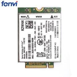 Bezprzewodowy Adapter Wi Fi dla Sierra Airprime EM7305 M.2 NGFF 4G LTE WWAN modułem do Dell e7450 e7250 e5550/ 5550 e5450/5450 w Modemy 3G od Komputer i biuro na