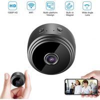 A9 Mini kamera orijinal 1080P HD Ip kamera ses kaydedici kablosuz Mini kameralar akıllı ev Video gözetim Wifi kamera
