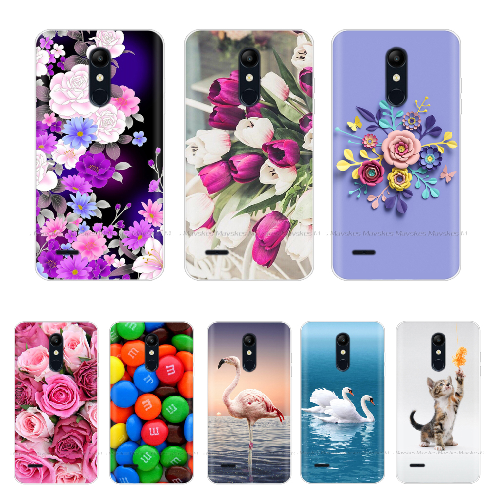 5.3'' For LG K11 Case Silicone Soft TPU Cat Back Cover For LG K11 K 11 Case Funda For LG K11 2018 LGK11 Case For LG K10 2018 Bag