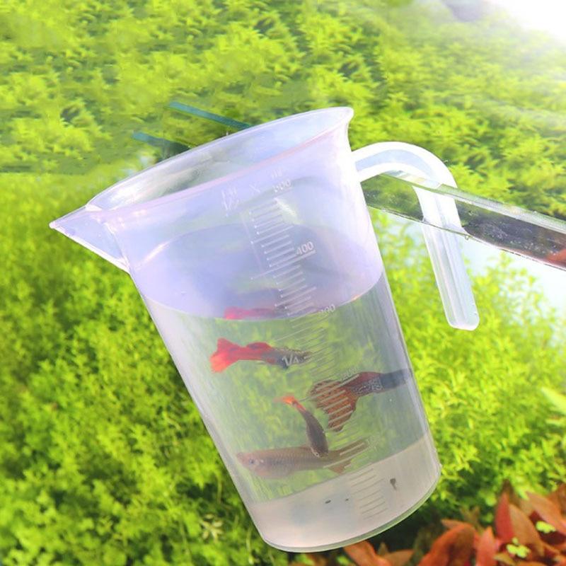 500 мл аквариумные измерительные чашки инструменты для очистки