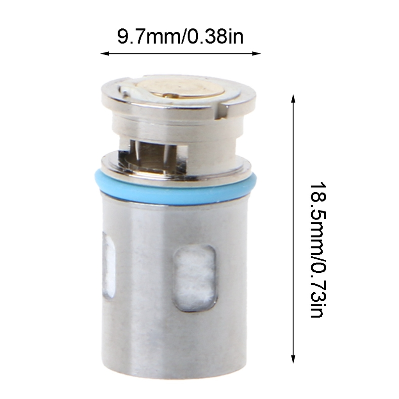 5 Pcs Replacement Atomizer Coil Head for VINCI PNP Coils VM5/VM6/TM1/0.15/0.2/0.6ohm enlarge