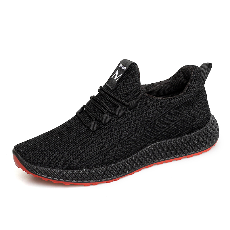 2020 Breathable Mesh Casual Men Shoes Adult Male Autumn Sneakers Men Footwear Running Shoe Comfort Lightweight Footwear Dropping