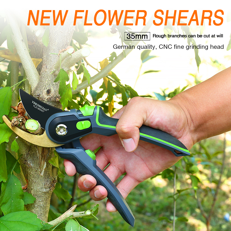 DTBD Time Saving Gardening Scissor as Hand Pruning Shears for Orchard Tree and Fruit Tree 1
