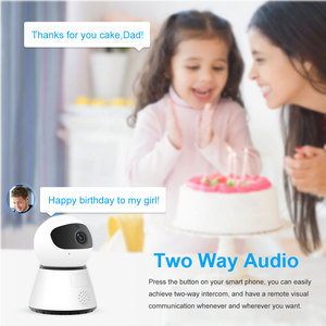 Image 4 - ZILNK 1080P HD Wireless WIFI IP Camera Cloud Intelligent Auto Tracking Of Human Home Security CCTV Baby Monitor Ycc365 Plus