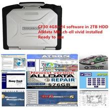 2020 أحدث جميع البيانات إصلاح السيارات Alldata 10.53 الرسوم البيانية الأسلاك mit // شيل. l حية 24 in2TB HDD تثبيت جيدا لباناسونيك cf30