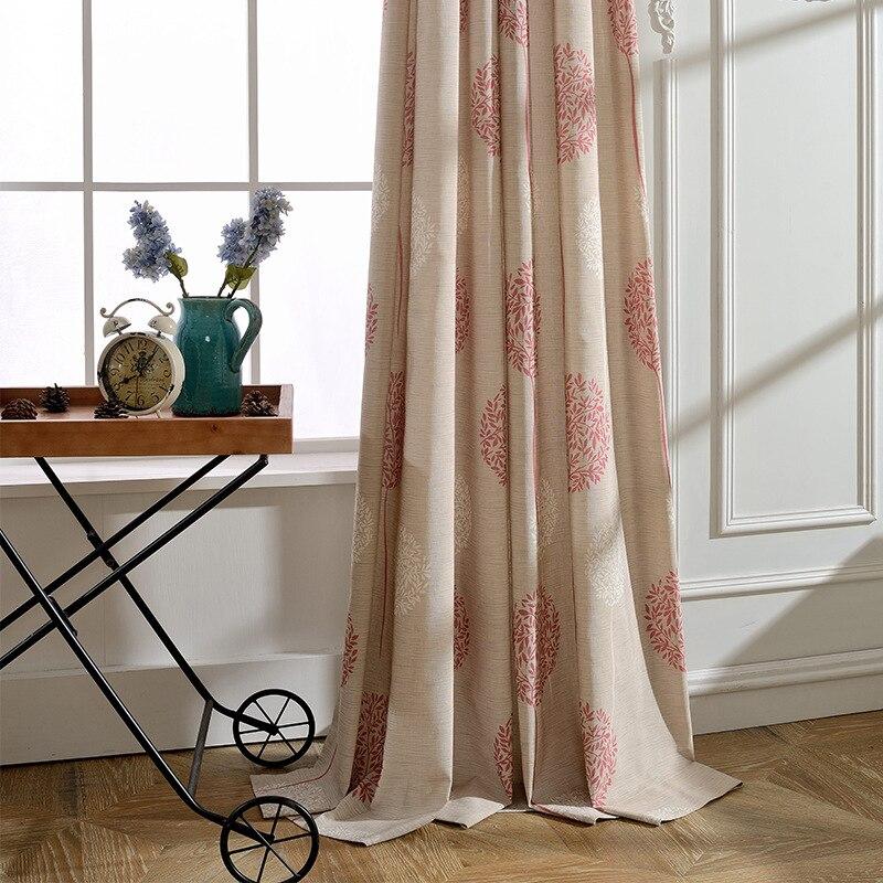 Curtains for Living Dining Room Bedroom Flower of Modern ...