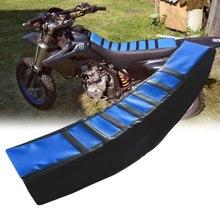 Per Suzuki DRZ LT R LT Z RM RMX RMZ SM TC TE WR 50 70 80 85 100 125 250 400 450 E/R/S/SM Z F coprisedile in gomma morbida per moto