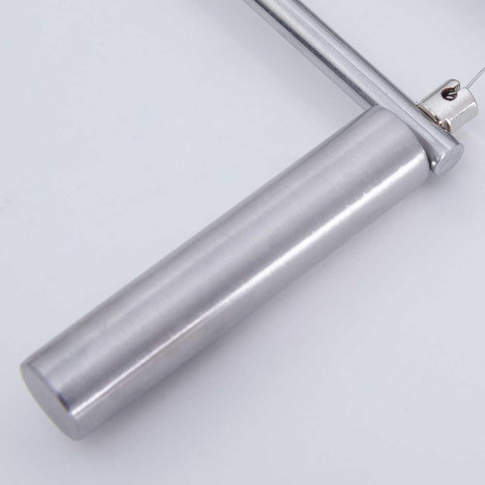 XYJ Stainless Steel Keju Mentega Slicer Cutter Papan Keju Parutan Slicer Parutan Bagian Mentega Mesin Penghancur Kawat Ralador Ralador