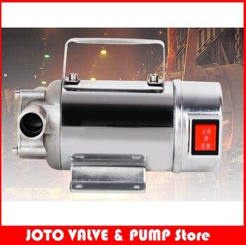 70L/min Stainless Steel Oil Pump 24V/12V/220V Diesel kerosene Oil Pump