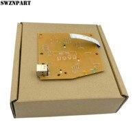 Formatter pca assy placa lógica placa principal placa mãe mainboard para hp p1005 1005 RM1 4607 000 RM1 4607|Peças de impressora|Computador e Escritório -