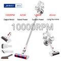Джимми JV53 ручной беспроводной пылесос 125AW 20kPa эффективное всасывание Мощность Беспроводной пылесборник развертки очистители аспиратор
