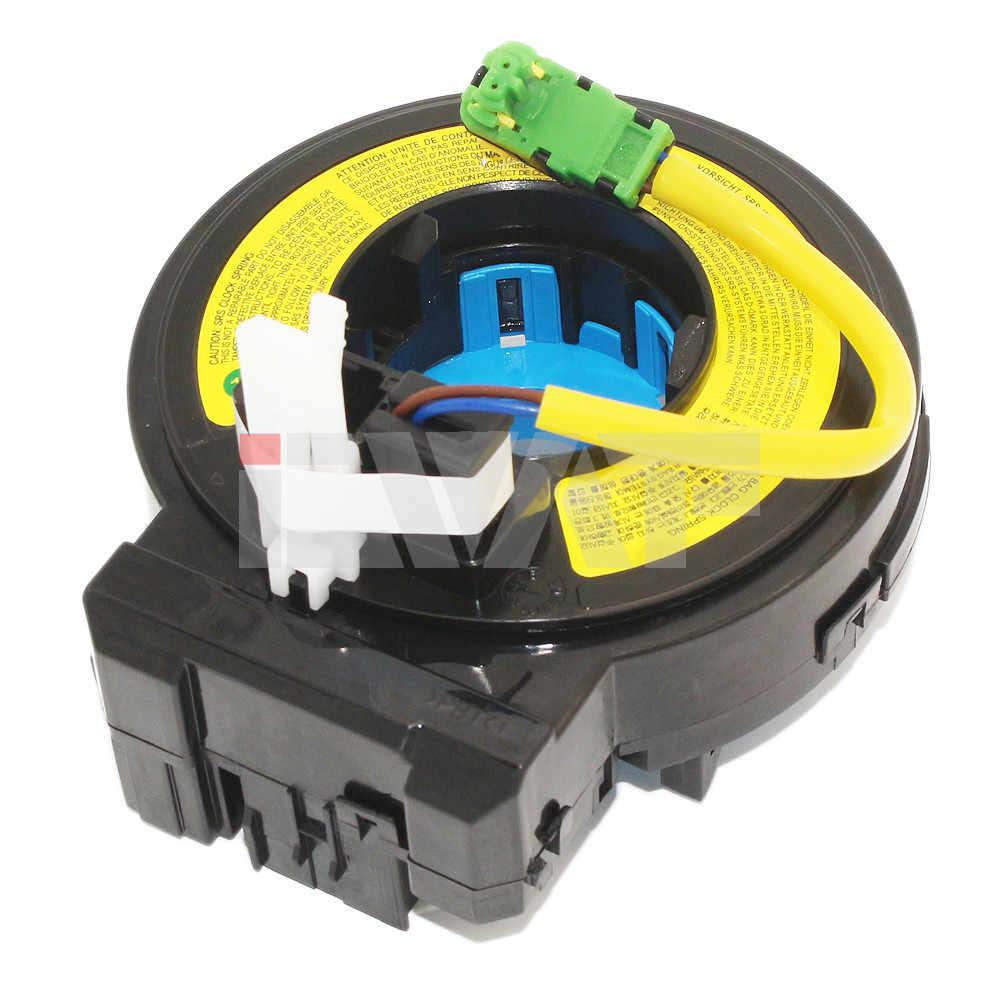 FOR Hyundai Santa Fe Heated Steering Wheel Spiral Cable Clock Spring