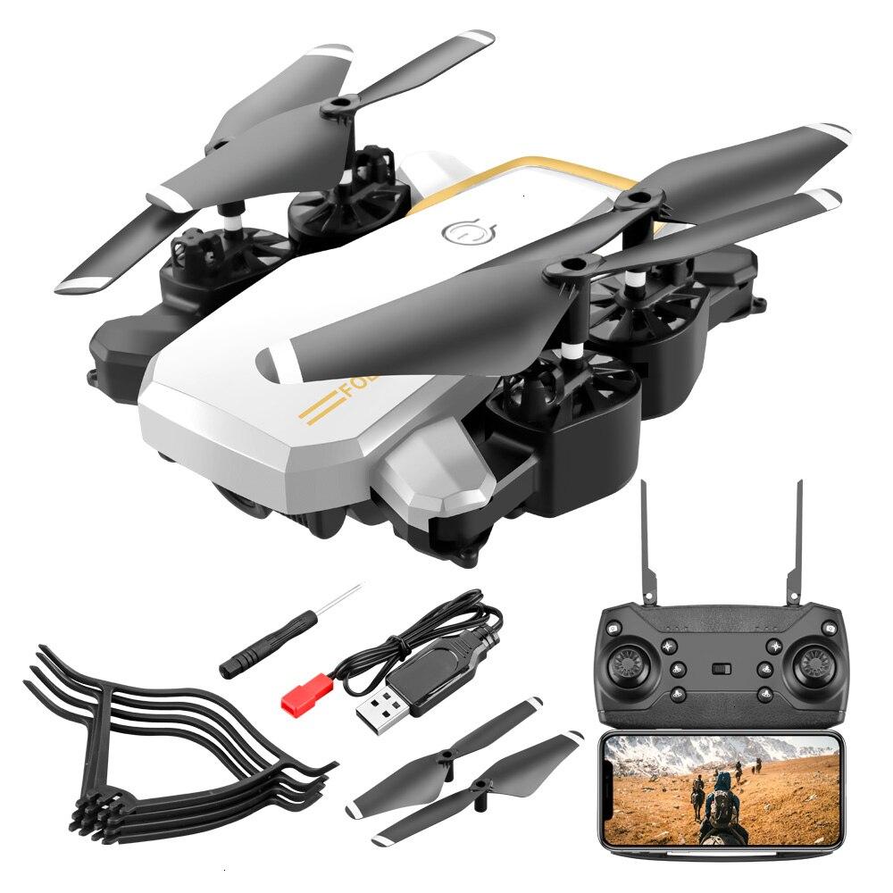 Профессиональный Дрон 4K с HD камерой Wi-Fi 1080P камера Follow Me Квадрокоптер FPV Профессиональный Дрон долгий срок службы батареи игрушка для детей