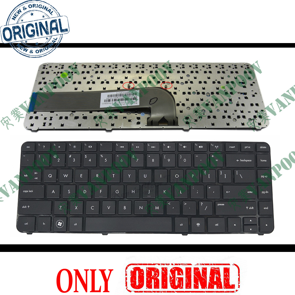 New Notebook Laptop Keyboard For Hp Pavilion Dv4 3000 Dv4 4000 With Frame Black Us Version 659298 001 Keyboard For Hp Laptop Keyboard For Hpkeyboard For Hp Pavilion Aliexpress