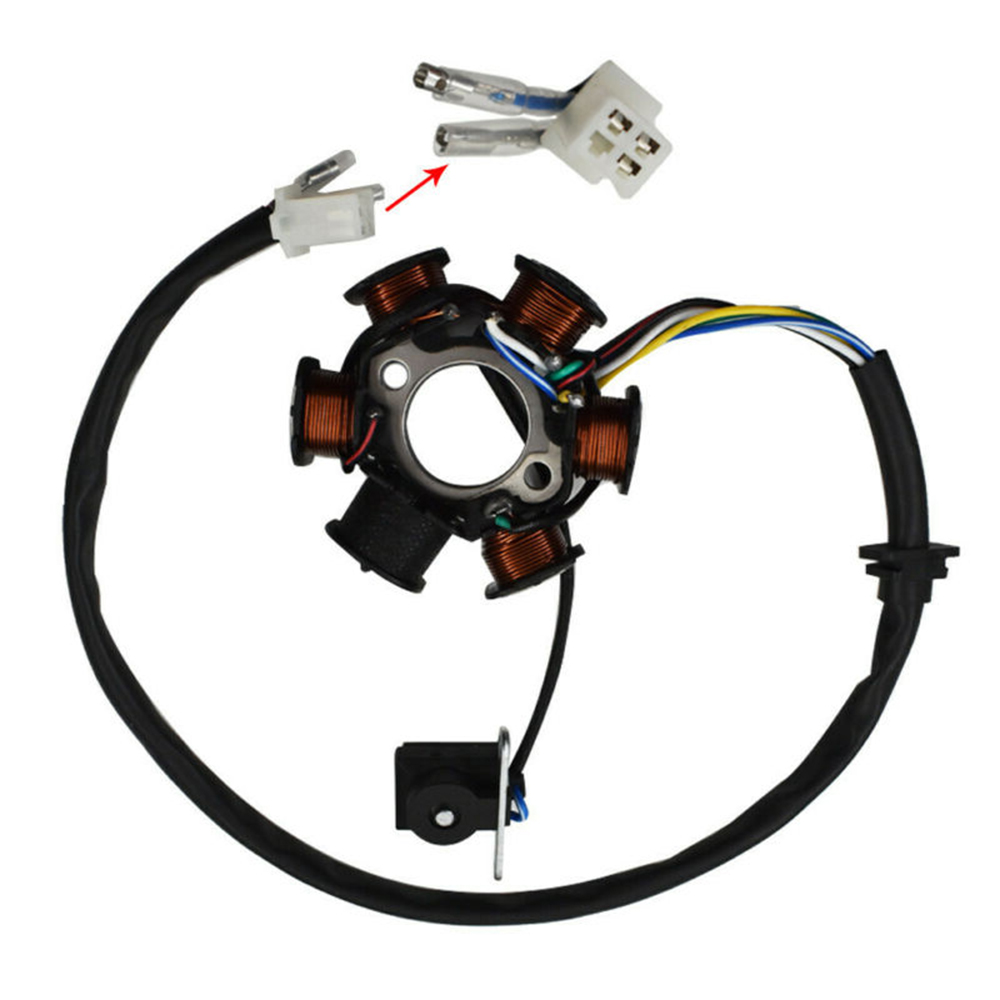 wiring harness kit for atv ignition coil wiring harness kit for gy6 125cc 150cc set  ignition coil wiring harness kit for