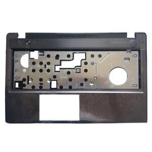 Image 2 - Nouvelle housse de protection pour Lenovo Z580 série dordinateur portable boîtier inférieur Z585 fond de Base/couvercle de repose pied