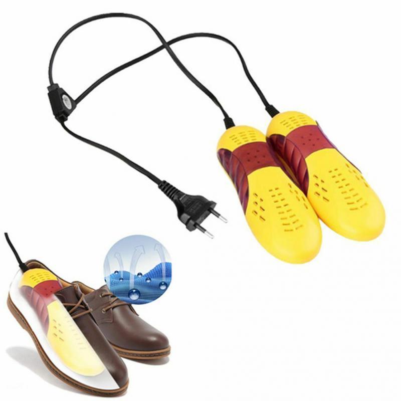 Shoes Dehumidify Device Light Shoes Dryer Folding Race Car Shape Multifunction Shoe Odor Deodorant Home Winter Boot Drier