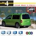 Автомобильная камера для Volkswagen VW Caddy панель Van 2K MK2 Высокая обратная камера заднего вида для PAL или NTSC | CCD + RCA
