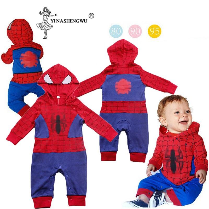 Image 5 - Red Spiderman Costume Kid Spider Man Suit Adults Children Black Spider man Cosplay Baby Spiderman Clothing Spandex Movie & TVMovie & TV costumes   -