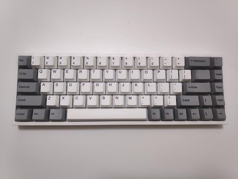 US $99.0 |Программируемый Bluetooth 68 механическая клавиатура Горячая замена kailh переключатель коробки беспроводной RGB Подсветка Краситель sub PBT keycaps|Клавиатуры| |  - AliExpress