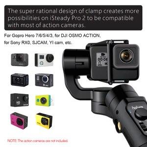 Image 5 - Hohem iSteady Pro 2 Handheld Gimbal Stabilizer for Gopro Hero Splash 3 Axis Estabilizador Celular for SJCAM YI Camera Stabilizer