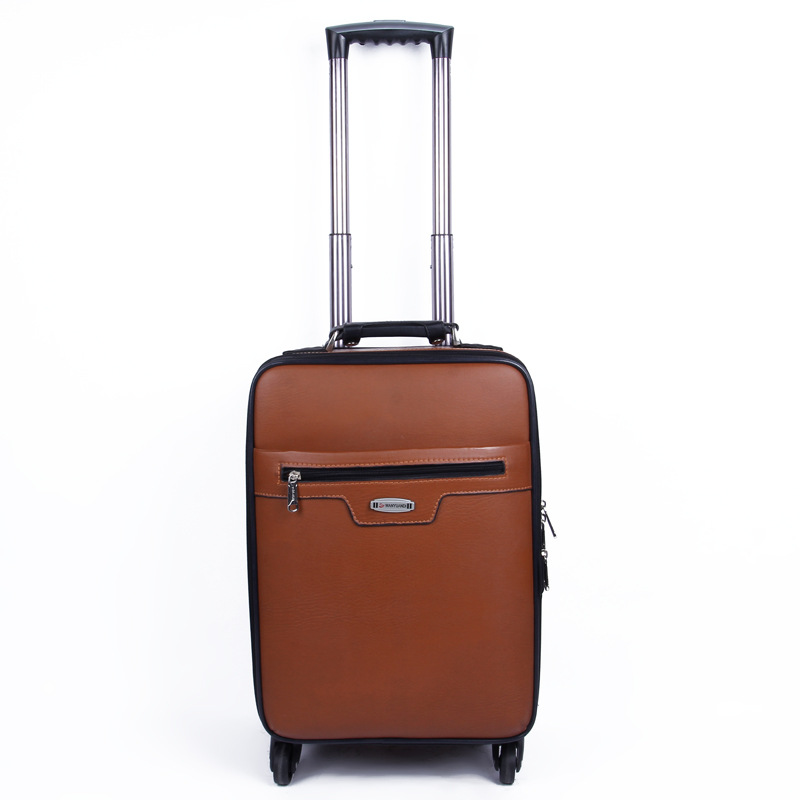 Men And Women Fashion Scholar Luggage And Suitcase Leather Suitcase Oxford Cloth Large-Volume Bar Suitcase Bag Multi-color Disse