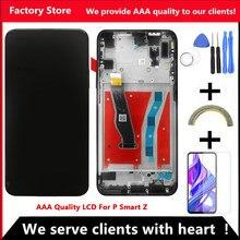 10-Touch AAA LCD Für Huawei P Smart Z LCD Display Bildschirm Für Huawei P Smart Z Bildschirm LCD STK-LX1 STK-LX2 STK-L01 STK-L21
