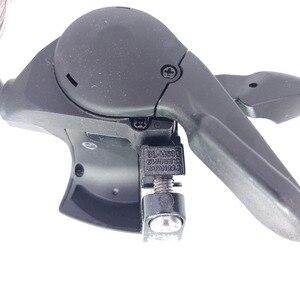 Image 5 - Shimano Deore 9 S Sl M520 M530 M590 St T660 Slx M660 9 S 27S 9 Speed Fiets Shifter lever Trigger Mtb Fiets Onderdelen Shifters Kabel