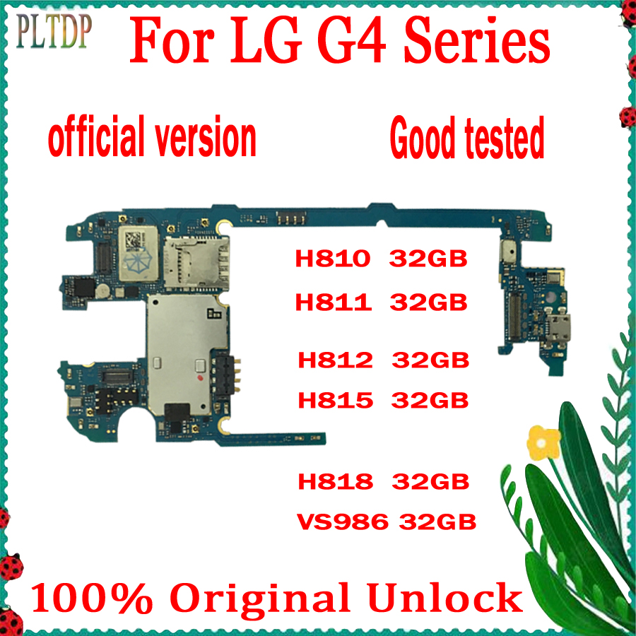 Original for <font><b>LG</b></font> G4 <font><b>H815</b></font> H810 H811 H812 H818 VS986 <font><b>motherboard</b></font> Unlocked For <font><b>LG</b></font> G4 replaced <font><b>motherboard</b></font> With chips Good tested image